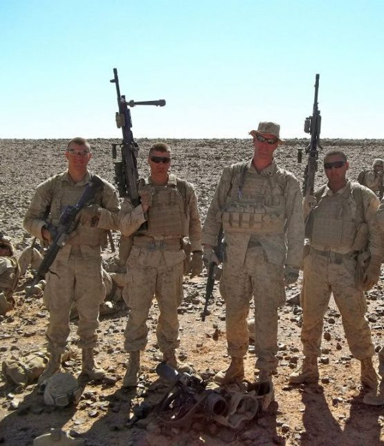 Josh Brooks Marine Corps